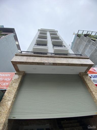 Chính chủ cho thuê nhà MP Trần Khát Chân DT 100m2, 6T, MT 5m có vỉa hè rộng. Giá 90tr Lh 0977433269 ảnh 0