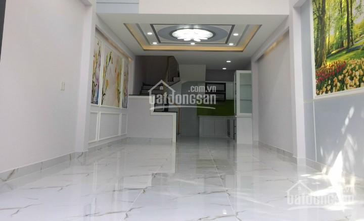 Cho thuê nhà mới, xe ô tô đậu trước nhà 178A Phan Đăng Lưu, Quận Phú Nhuận ảnh 0