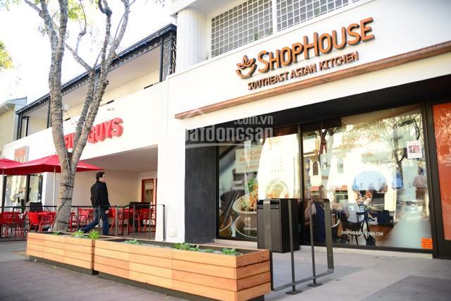 Shophouse Quận 7, nằm mặt tiền đường Nguyễn Lương Bằng, nhận nhà kinh doanh ngay LH 0936193217 ảnh 0