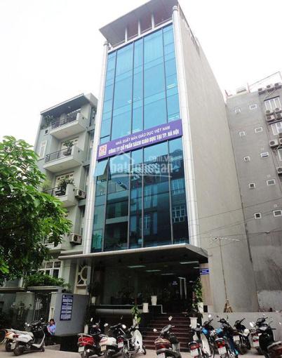 Bán nhà phố Võ Chí Công, TM, cho thuê 90tr/th, 2 ô tô, vỉa hè, 120m2 x 8T MT 6m. 0859966996 ảnh 0
