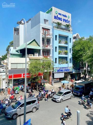 Mặt tiền Lê Hồng Phong - Lý Thái Tổ, Quận 10. Ngang 4.4 nở hậu 5m, dài 15m ảnh 0