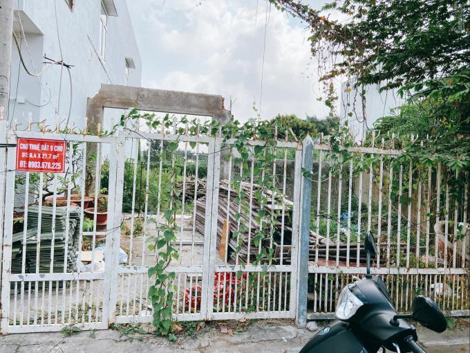 Chính chủ cho thuê đất mặt tiền đường Lý Bôn, 8.4mx21.7m, dân cư đông thích hợp KD ảnh 0