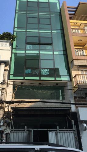 Cần bán gấp nhà mặt tiền đường Võ Văn Tần, Q3. DT: 13x24m, hiện trạng: Trệt, 2 lầu, giá: 105 tỷ ảnh 0