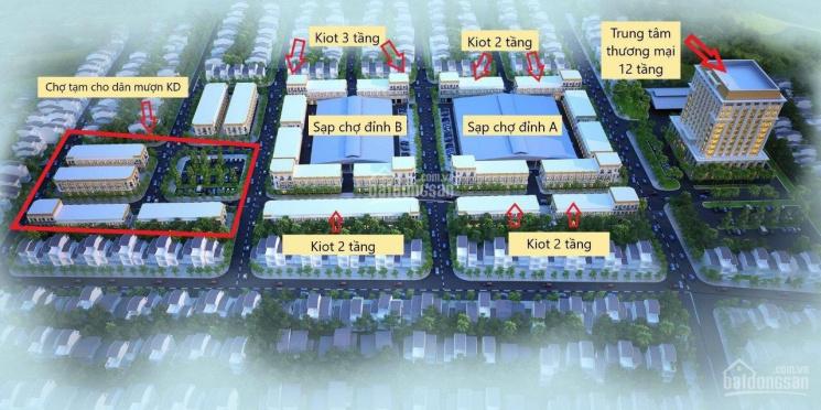 Chợ truyền thống kết hợp TTTM Tiên Lữ Hưng Yên, LH 0969 264 523 ảnh 0