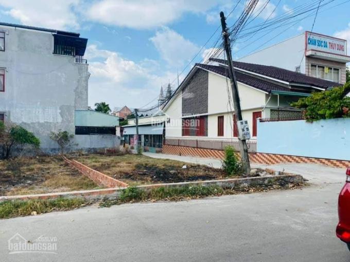 Bán đất lô góc 6x23 nở hậu 7m không trừ lộ giới đường nhựa cách Nguyễn Đức Thuận 30m ảnh 0