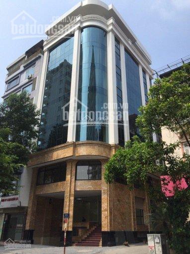 Chính chủ cho thuê Mp Nguyễn Xiển 110m2, 8 tầng, thang máy, thông sàn, giá 80tr/ tháng ảnh 0