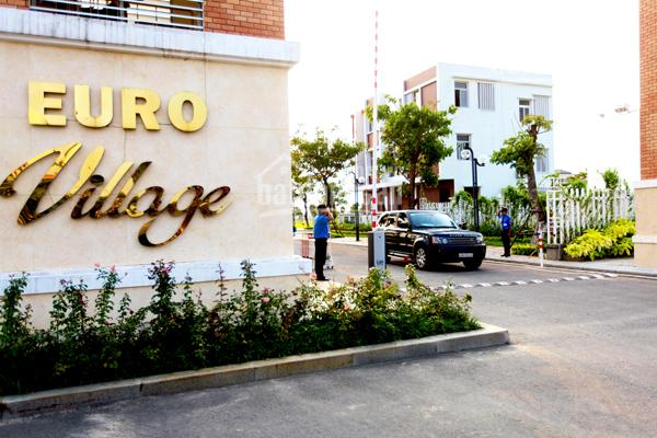Bán đất biệt thự Euro Village, diện tích 500m2 - BĐS Toàn Huy Hoàng ảnh 0