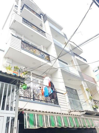 Bán nhà MT đường Cống Quỳnh, P. Nguyễn Cư Trinh, Q.1 - DT: 15x20m, nhà vuông vức gồm 5 tầng 100 tỷ ảnh 0