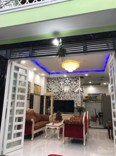 Nhà 1 trệt 1 lầu vip, hẻm thông xe hơi đường 6, Tăng Nhơn Phú B, TT 3,4 tỷ ảnh 0