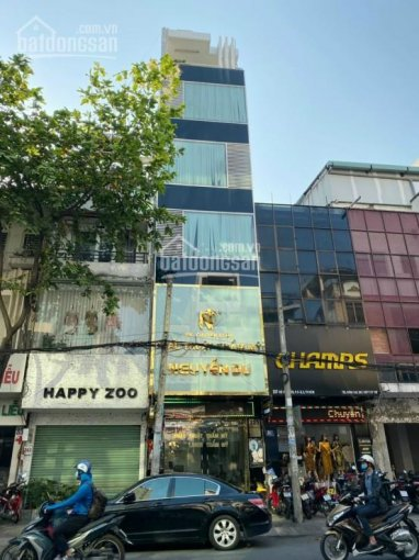 Bán gấp nhà MT đường Hồng Bàng, P. 11, Quận 5, DT: 4x27m nở hậu 7m, CN 110m2, giá 28.5 tỷ ảnh 0