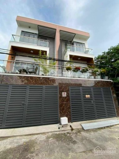 Nhà Phú Hòa 1T 2L hẻm 63 cách đường 30/4 100m sát bên trường ĐH TDM, 5x12m, giá quá rẻ chỉ 4 tỷ 8 ảnh 0
