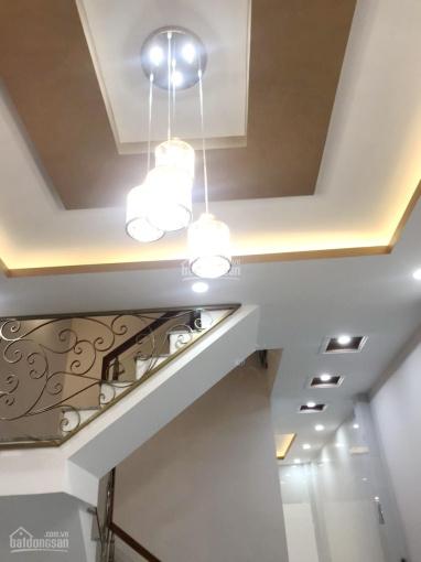 Cho thuê nhà mới 1 lầu, 2PN, mặt tiền đường Hồ Thành Biên P4 Q8 ảnh 0