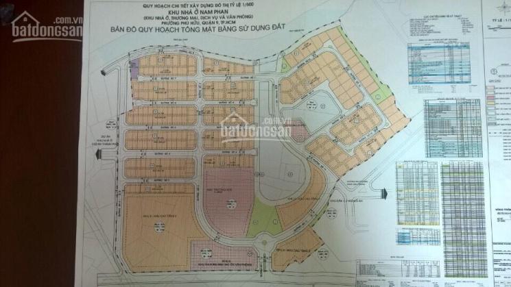 Đất sổ hồng chính chủ, lô cực đẹp 162m2, đường 16m KDC Nam Phan Kikyo, Phú Hữu, Q9. Giá 8.1 tỷ ảnh 0