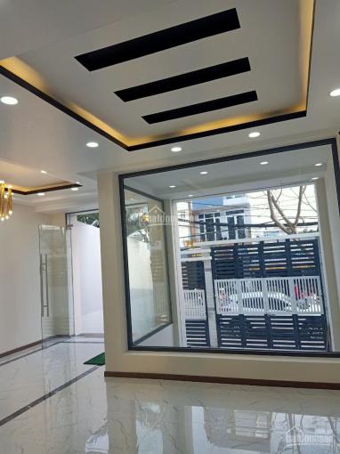 Cho thuê tòa nhà MT kinh doanh P. Linh Xuân, TP Thủ Đức nhà 1 tầng hầm, 4 tầng trên, LH 0906697386 ảnh 0