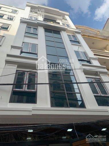 Bán nhà ngõ 36 Đào Tấn Linh Lang Phan Kế Bính Liễu Giai Cống Vị Ba Đình DT 60m2 x 7 tầng giá 14 tỷ ảnh 0