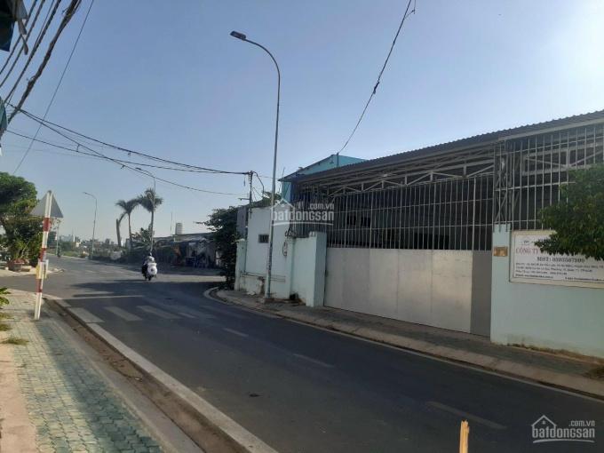 Cho thuê kho kho xưởng 500m2 gần ngã tư Bà Điểm, cách Quốc lộ 1A 500m ảnh 0