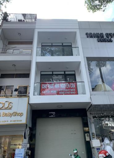Bán nhà 87 Đặng Dung, P. Tân Định Quận 1, DT 4,2x18m - 3 lầu giá 16,5 tỷ chính chủ 0909441302 ảnh 0