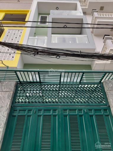 Chính chủ cho thuê nhà hxh 1 trệt 3 lầu đường Phạm Văn Chiêu, P14, Gò Vấp DT 4x16m ảnh 0