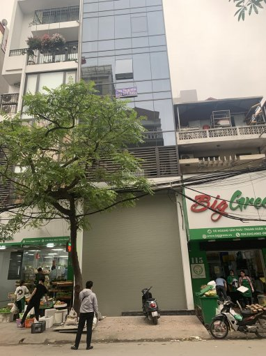 Mặt bằng kinh doanh cho thuê tại mặt phố Hoàng Văn Thái hot nhất thời điểm hiện tại DTSD 80m2 ảnh 0