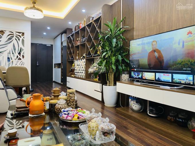 Cần bán căn hộ 3PN full nội thất 98m2 dự án Mandarin Tân Mai ảnh 0