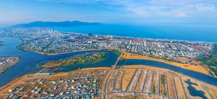 Cần bán lô đất MT đường Lê Quang Hoà đối diện Cham Spa đảo 1 Hoà Xuân ảnh 0
