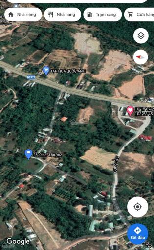 Bán 3500m2 đất khu Tượng, giá đầu tư, LH 0909466607 ảnh 0
