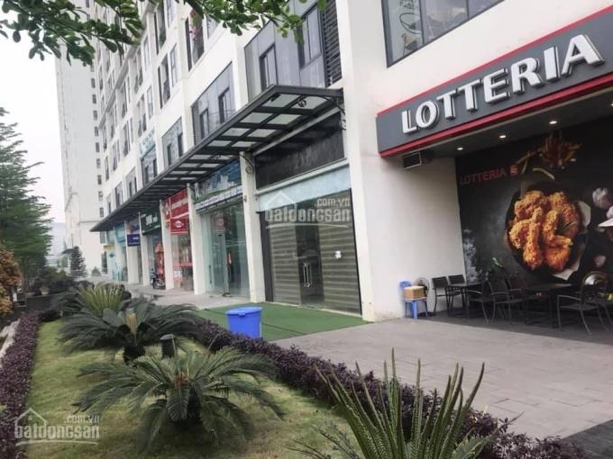 Bán shophouse 3 tầng chân đế tòa A8 An Bình City vị trí đẹp view hồ, biệt thự, kinh doanh cực tốt ảnh 0