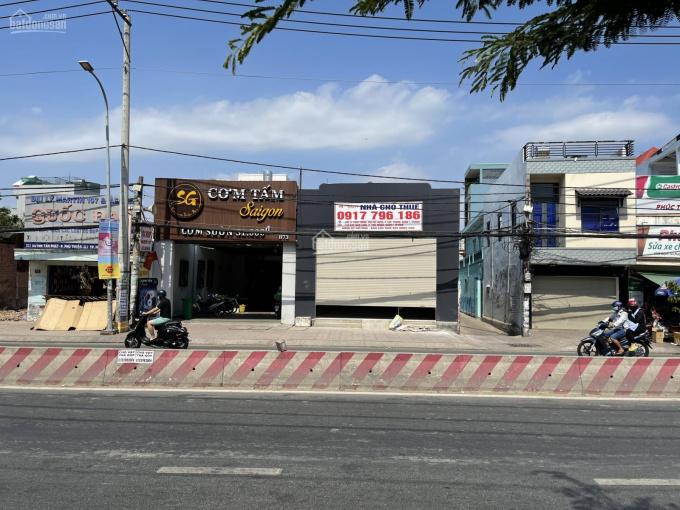 Cho thuê căn góc ngang 7m, dài 26m mặt tiền đường Huỳnh Tấn Phát, P. Phú Thuận, giá 60tr/tháng ảnh 0