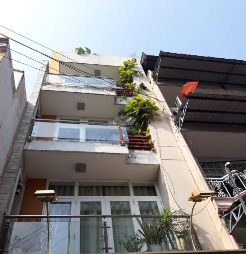 Nhà đẹp 4 lầu, hẻm xe tải Hàn Hải Nguyên, P. 9, Q. 11, DT: 5.1x10m giá chỉ 10.5 tỷ TL, nhà mới ảnh 0