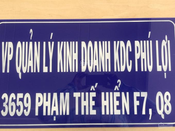 Chuyên bán đất nền khách kẹt tiền cần bán gấp KDC Phú Lợi. Giá 32tr/m2, nhận ký gửi rao bán nhanh ảnh 0