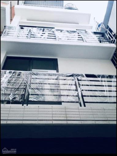 Bán nhà 2MT hẻm 3 tầng 3PN 3WC (DT: 4x10m, DTSD: 130m2) Vĩnh Viễn, Q10 ảnh 0