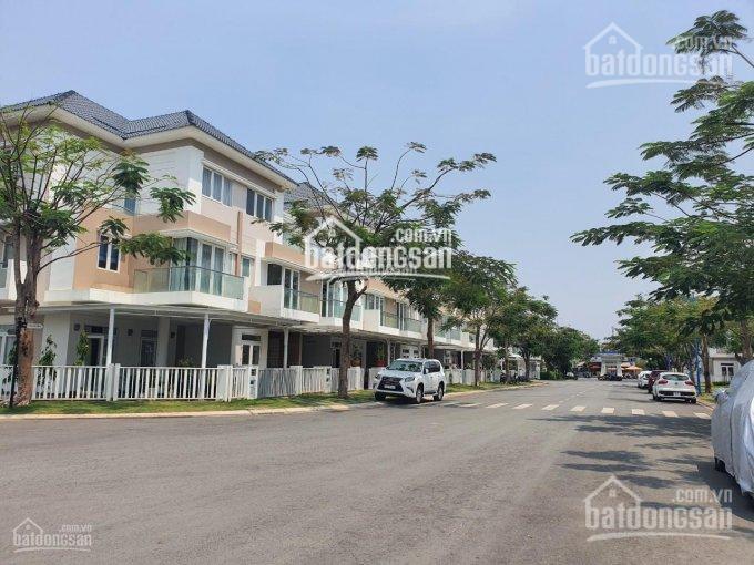 Bán nhà phố mặt tiền Liên Phường, Merita, P Phước Long B, Q9 ảnh 0