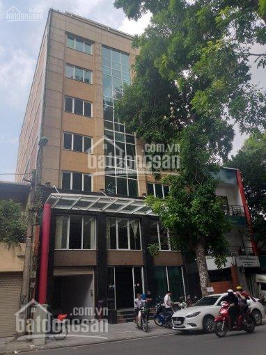 Cho thuê nhà mặt phố Lý Nam Đế, DT 460m2, MT 13m, xây 10 tầng, 1 hầm ảnh 0