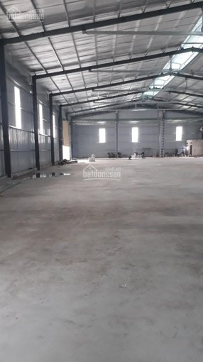 Cho thuê kho xưởng ngã 3 Đông Quang, Hiệp Thành, Quận 12, DT: 900m2, giá 50 triệu/tháng ảnh 0