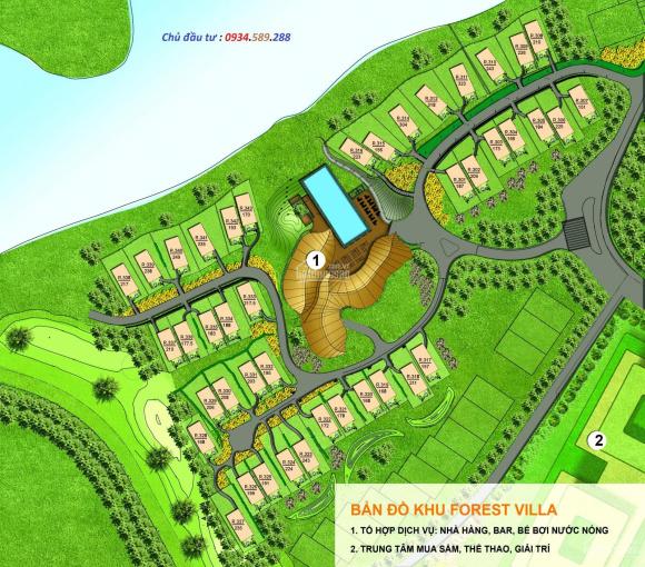 Bán biệt thự Forest Villa mặt hồ Bách Thanh, vị trí đẹp nhất dự án chỉ 3,8 tỷ ảnh 0