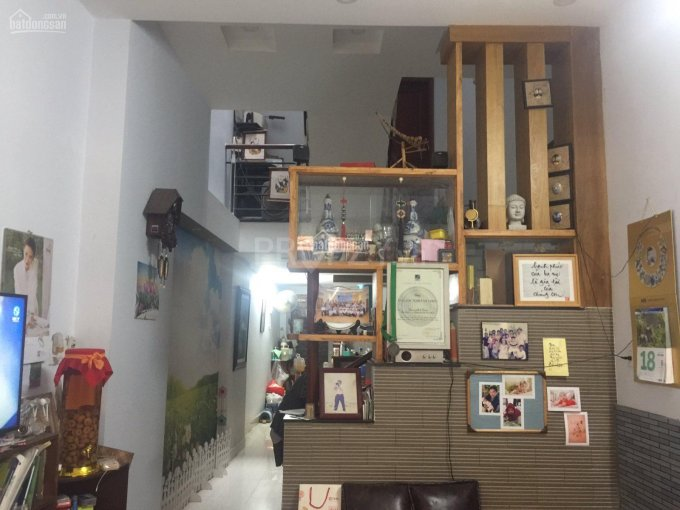 Cần bán nhà nguyên căn hẻm xe hơi đường Phan Đình Phùng, quận Phú Nhuận ảnh 0