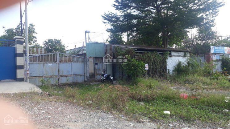 Cần bán đất thổ cư Tân Kiên Bình Chánh gần vòng xoay An Lạc xe công thuận tiện ra vào làm kho xưởng ảnh 0
