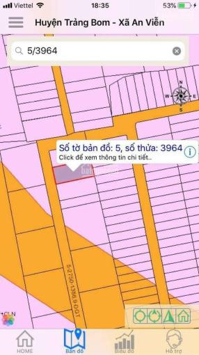 Bán đất 10x23m sổ hồng riêng thổ cư 100% ảnh 0