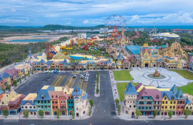 Chính thức công bố dự án shophouse công viên chủ đề lớn nhất việt nam tại Phú Quốc - Vin Wonder ảnh 0