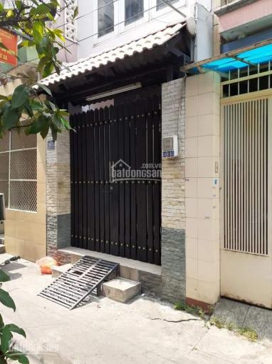 Cần bán nhà 3x10m, hẻm 246 Ngô Quyền, Q. 10, P. 8, HCM ảnh 0