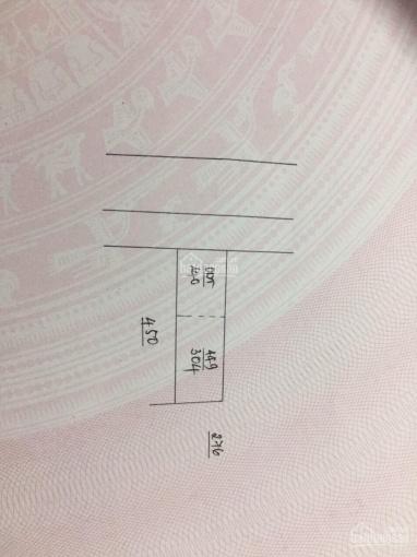 Bán gấp lô đất DT 9.5 * 32m, thổ cư 140m2 tại TT Lộc Thắng, H. Bảo Lộc ảnh 0