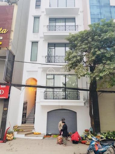 Chính chủ bán gấp nhà 7 tầng mặt phố Ao Sen, Hà Đông, SĐCC, 75m2, 02 mặt tiền, 17.3 tỷ ảnh 0
