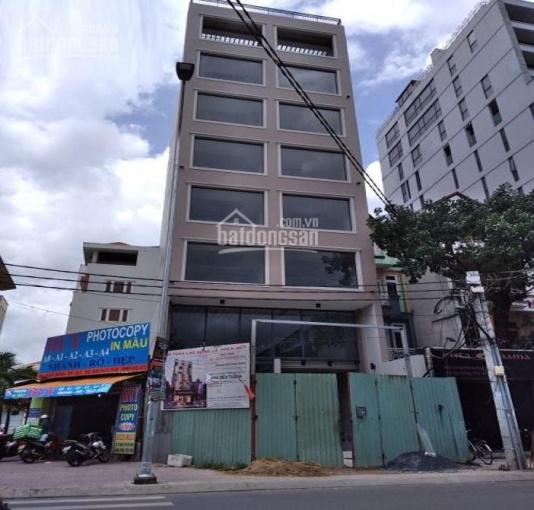 Chính chủ cho thuê tòa nhà 8 tầng mới xây đường Phan Huy Ích - DT hơn 1000m2 - LH 0909 719 895 ảnh 0