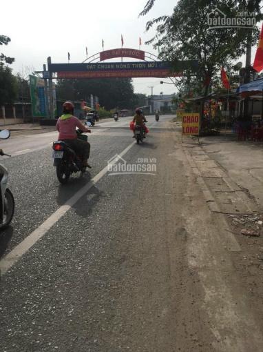 Cần tiền bán nhà MT Hùng Vương, Vĩnh Thanh Nhơn Trạch, sổ hồng riêng, dân cư sầm uất, giá rẻ 2,1 tỷ ảnh 0