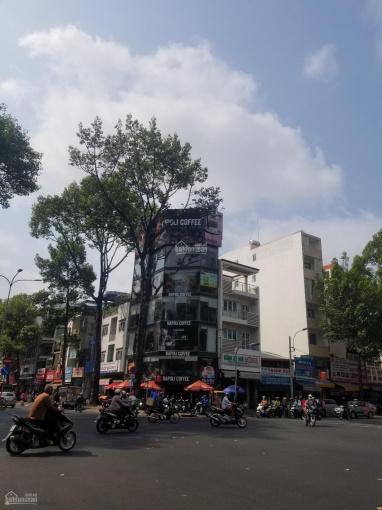 Bán tòa nhà mặt tiền Nguyễn Trãi - Lê Hồng Phong, Q5 DT: 9x25m hầm 9 tầng HDT 380tr/th, giá 98 tỷ ảnh 0