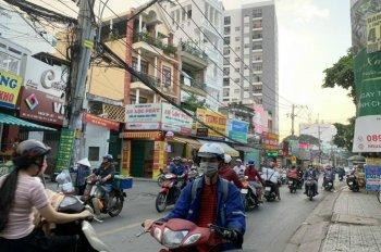 Chính chủ mặt tiền Lê Văn Thọ, P. 9, 108m2 khu kinh doanh sầm uất giá chỉ 18 tỷ ảnh 0