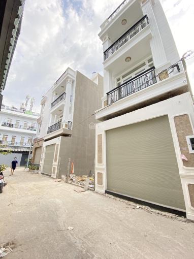 Nhà 4,5m x 12m Linh Trung ngay ẩm thực Nai Vàng, đường thông xe hơi 7 chỗ ra vào, khu nhà đồng bộ ảnh 0