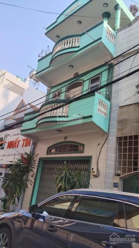 Bán nhà đường Lê Văn Huân. Diện tích: 4,5x16m, kết cấu: 3 lầu, giá: 9,5 tỷ thương lượng ảnh 0