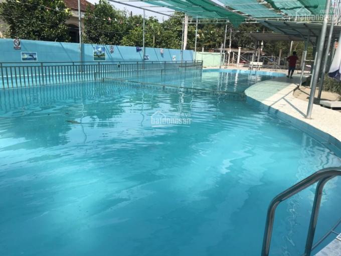 Cần bán khu kinh doanh hồ bơi Trẻ Em, 30x50m, MT Bến Lội, Phú Hòa Đông, Củ Chi ảnh 0
