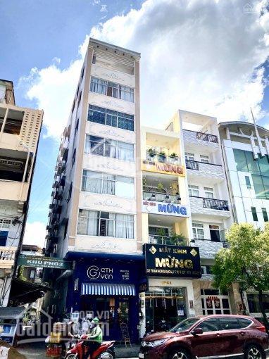 Bán gấp nhà mặt tiền Nguyễn Tri Phương, P7, Q5, DT: 4x26m, 4 lầu, giá bán 32,999 tỷ TL ảnh 0